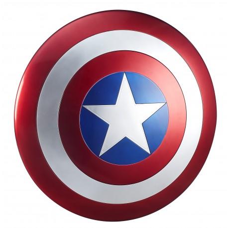 Escudo Capitán América réplica 1:1