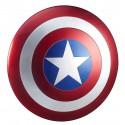 Escudo Capitán América réplica 1:1 fibra