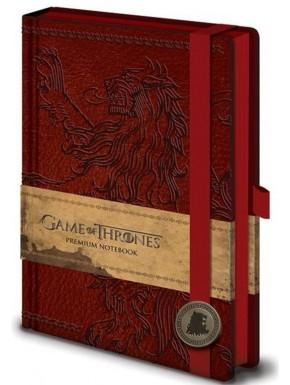 Libreta Premium A5 Lannister