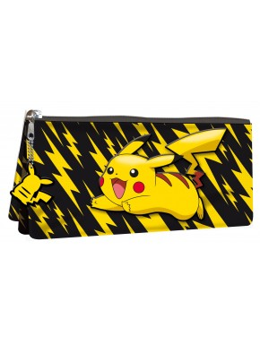 Estuche Pokemon Pikachu
