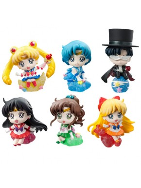 Sailor Moon Petit Chara sorpresa Make Up with Candy