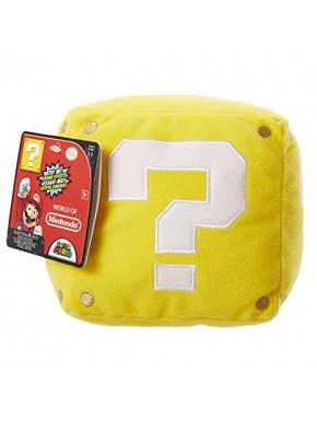 Peluche Super Mario cubo sorpresa
