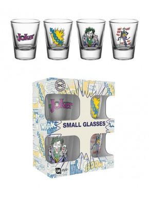 Vasos chupito Joker DC Comics