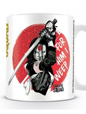 Taza Weep Suicide Squad