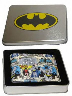 Cartera Batman comic premium
