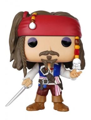 Funko Pop! Jack Sparrow con espada