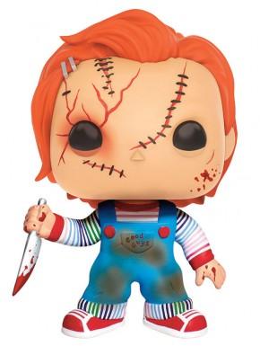 Funko Pop! Chucky Muñeco Diábolico La novia de Chucky version