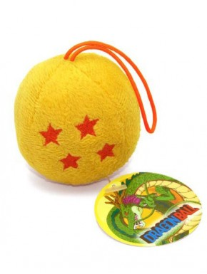 Peluche Dragon Ball Bola 4 mini