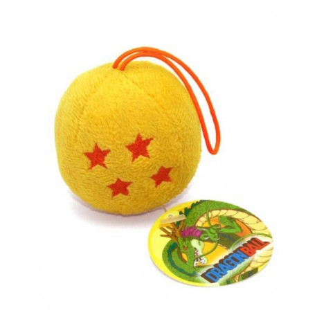 Peluche Dragon Ball Bola 4