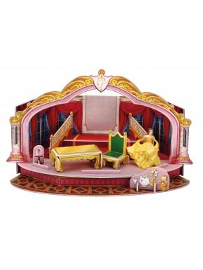 Diorama la Bella y la Bestia Disney