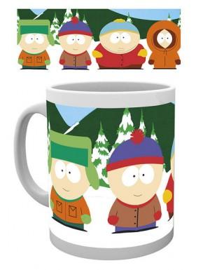 Taza South Park boys