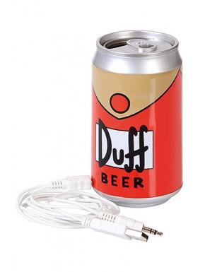 Altavoz USB Duff Los Simpson