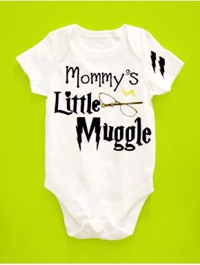 Body bebé Harry Potter Little Muggle