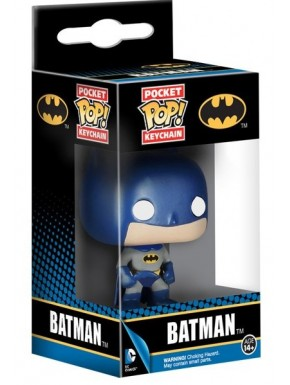 Batman Llavero mini Funko POP!