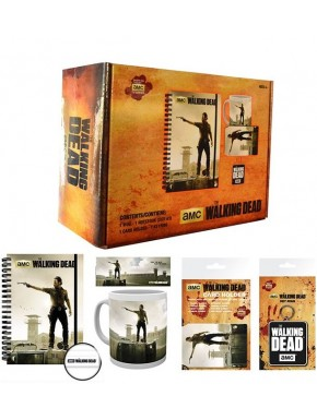 Set de regalo Rick Walking Dead