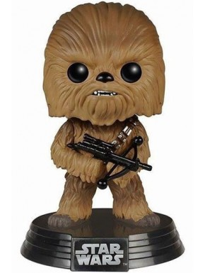 Funko Pop Chewbacca Episodio VII