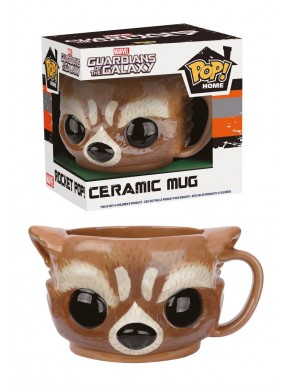 Taza Funko Pop! Home Marvel Rocket Raccoon