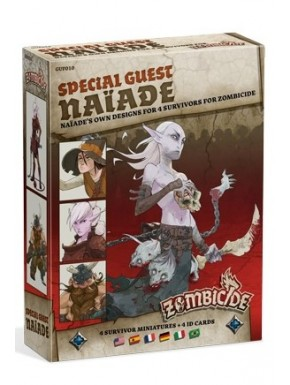 Naiade Zombicide: Black Plague