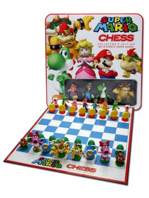 Ajedrez Super Mario Bros