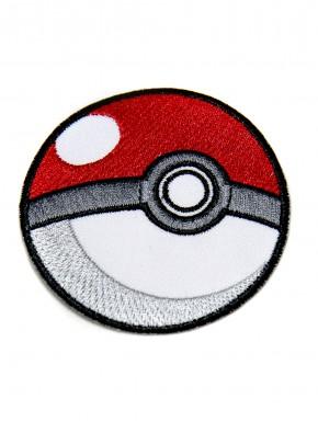 Parche Pokeball Pokemon
