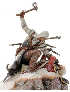 Figura Ezio Salto de fé Assassin's Creed II