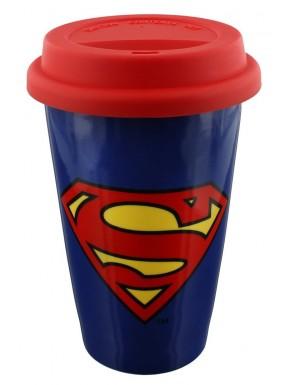 Taza de Viaje Superman