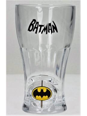 Vaso cristal Batman Logo Giratorio