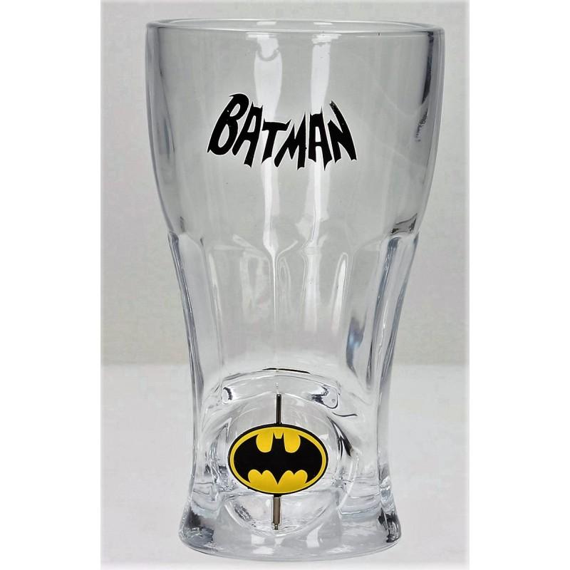 Vaso cristal batman logo giratorio por solo - Vasos grandes cristal ...