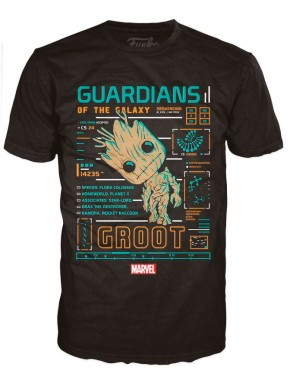 Camiseta Funko Pop Groot