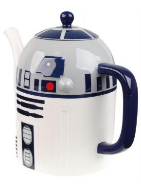 Tetera cerámica Star Wars R2-D2 long