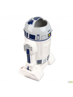 Vaso cepillo dientes Star Wars R2D2