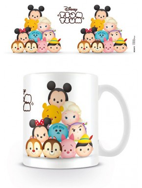 Taza Disney Tsum Tsum Personajes