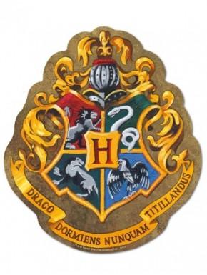 Alfombrilla escudo Hogwarts