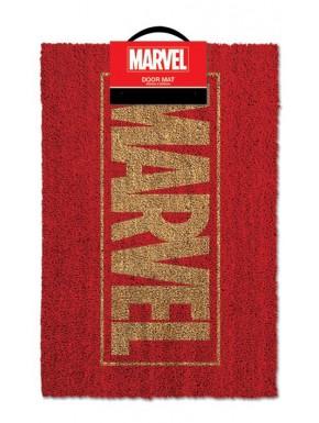 Felpudo coco Marvel logo
