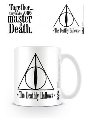 Taza Harry Potter Reliquias Master of Death