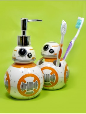 Pack lavabo Star Wars BB-8