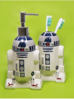 Pack lavabo Star Wars R2D2