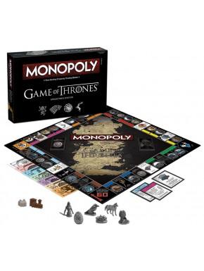 Monopoly Juego de Tronos Collectors Edition