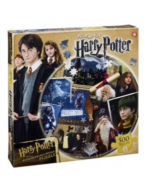 Puzzle Harry Potter Piedra Filosofal