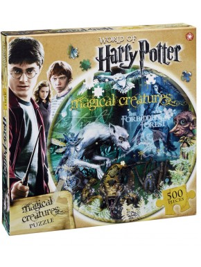 Puzzle Harry Potter Magical Creatures