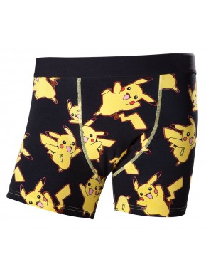 Boxer Pokemon Pikachu happy
