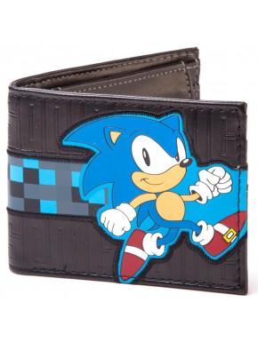 Cartera Sonic deluxe