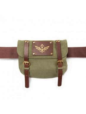 Cinturón con bolsillo de Zelda