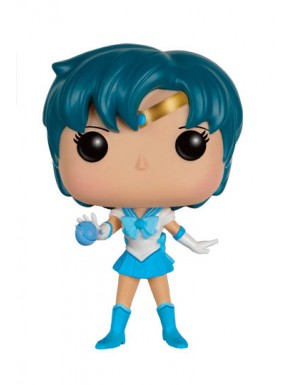 Funko Pop Sailor Mercury (Guerrero Mercurio)