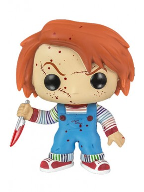 Funko Pop! Chucky Bloody Edition