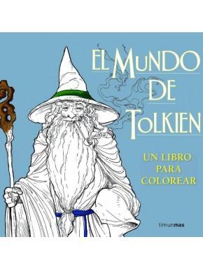 El Mundo de Tolkien Libro de Colorear