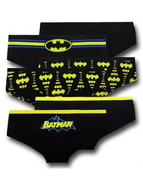 Set 3 braguitas Batman