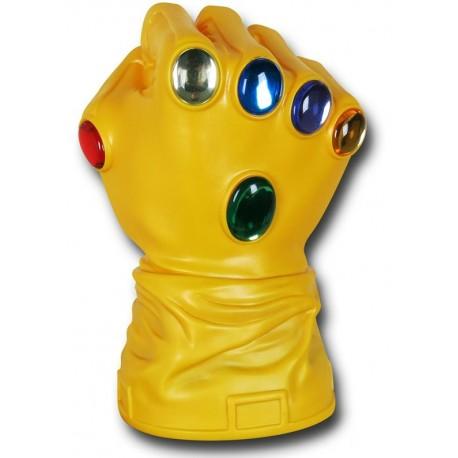 Hucha puño Thanos Marvel por solo 32.00 € - lafrikileria.com