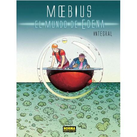 El mundo de Edena (Edición Integral) Moebius