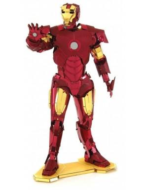 Maqueta de metal Iron Man